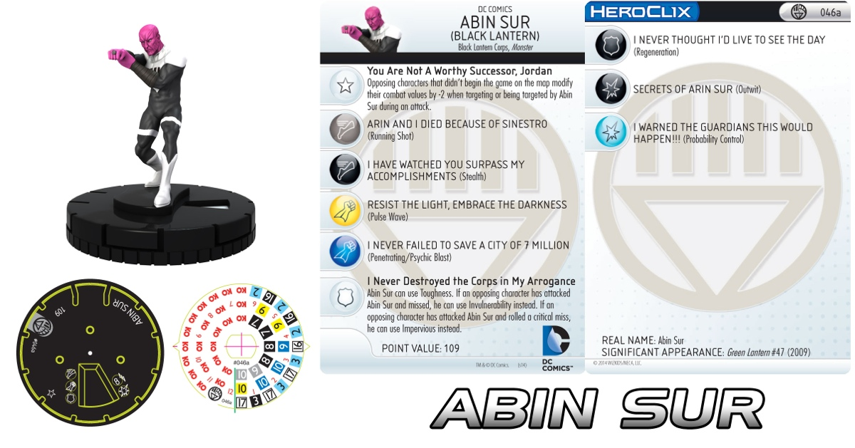 Heroclix War Of Light Black Lantern Corps Individual Members Revealed in addition 21302 Heroclix War Of Light Black Lantern Corps Individual Members Revealed further 22 as well Heroclix 2014 Convention Exclusive Figure Previews further Heroclixin It Up. on anti monitor heroclix