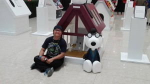 Snoopy Photo Credits to Jim Moriones