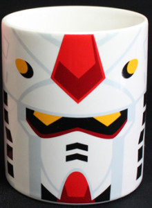 Gundam Mug made in Japan