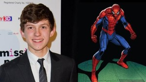 tom holland as spider man