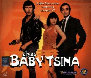 Original movie poster of Baby Tsina