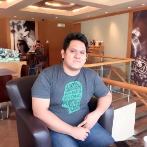 Lifebit co-founder and CEO Erik Clark Su