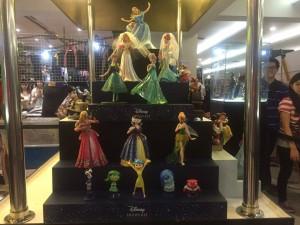 Disney Pixar figures