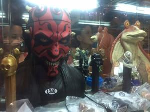 Darth Vader bust