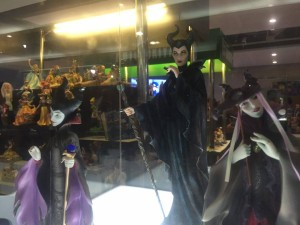 Maleficent different figures