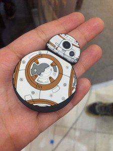 Load up to Php500 and get this BB8 flash drive for free.