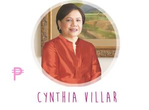 Cynthia villar
