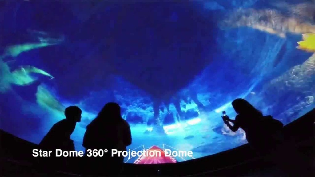 Star-D0me-Projection-Dome