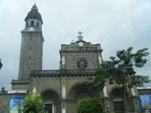 Manila Cathedral by Hitokirihoshi