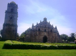 Paoay Church Ilocos by Hitokirihoshi