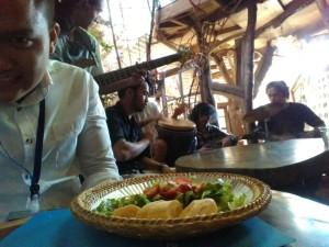 Ili-likhart Cafe, Azalea Residences Baguio
