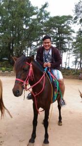 Wright Park Horse Back Riding, Azalea Residences Baguio