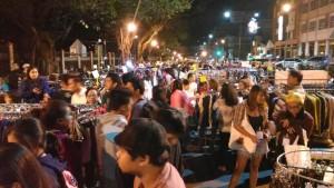Harrison rd, night market, Azalea Residences Baguio
