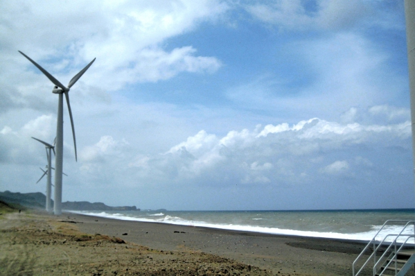 Bangui Windmill photo by Hitokirihoshi