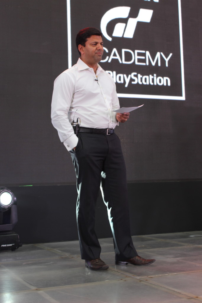 Nissan Philippines Inc., President and Managing Director Ramesh Narasimhan