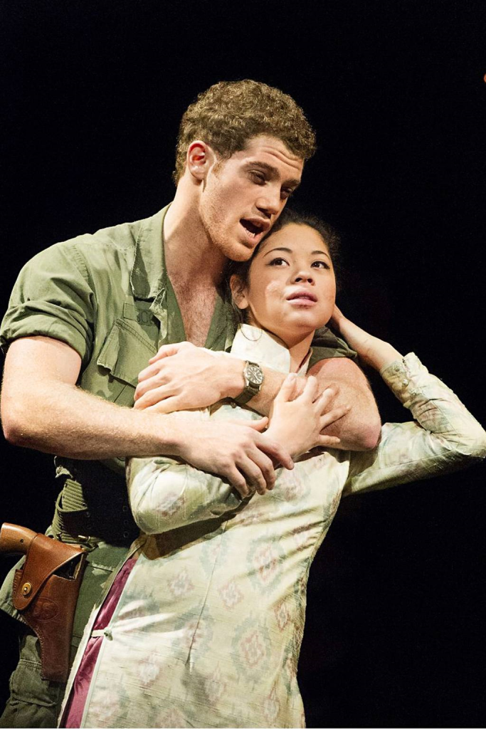 Chris and Kim (Miss Saigon)