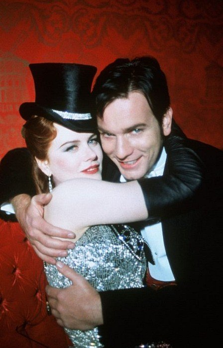 Christian and Satine (Moulin Rouge)