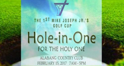 1st Mike Joseph Jr Golf Cup