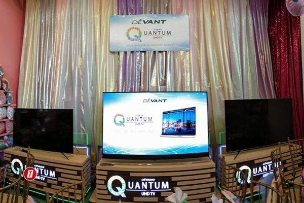 Devant Quantum UHD TV