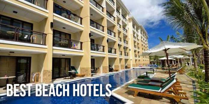 beach hotels - gogagah