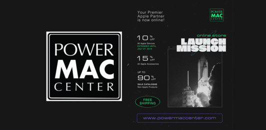Power Mac Center Online Store - Gogagah