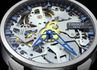 TISSOT MECHANICAL watch movements Tempus Philippines - Gogagah