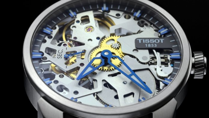 TISSOT MECHANICAL watch movements - Gogagah