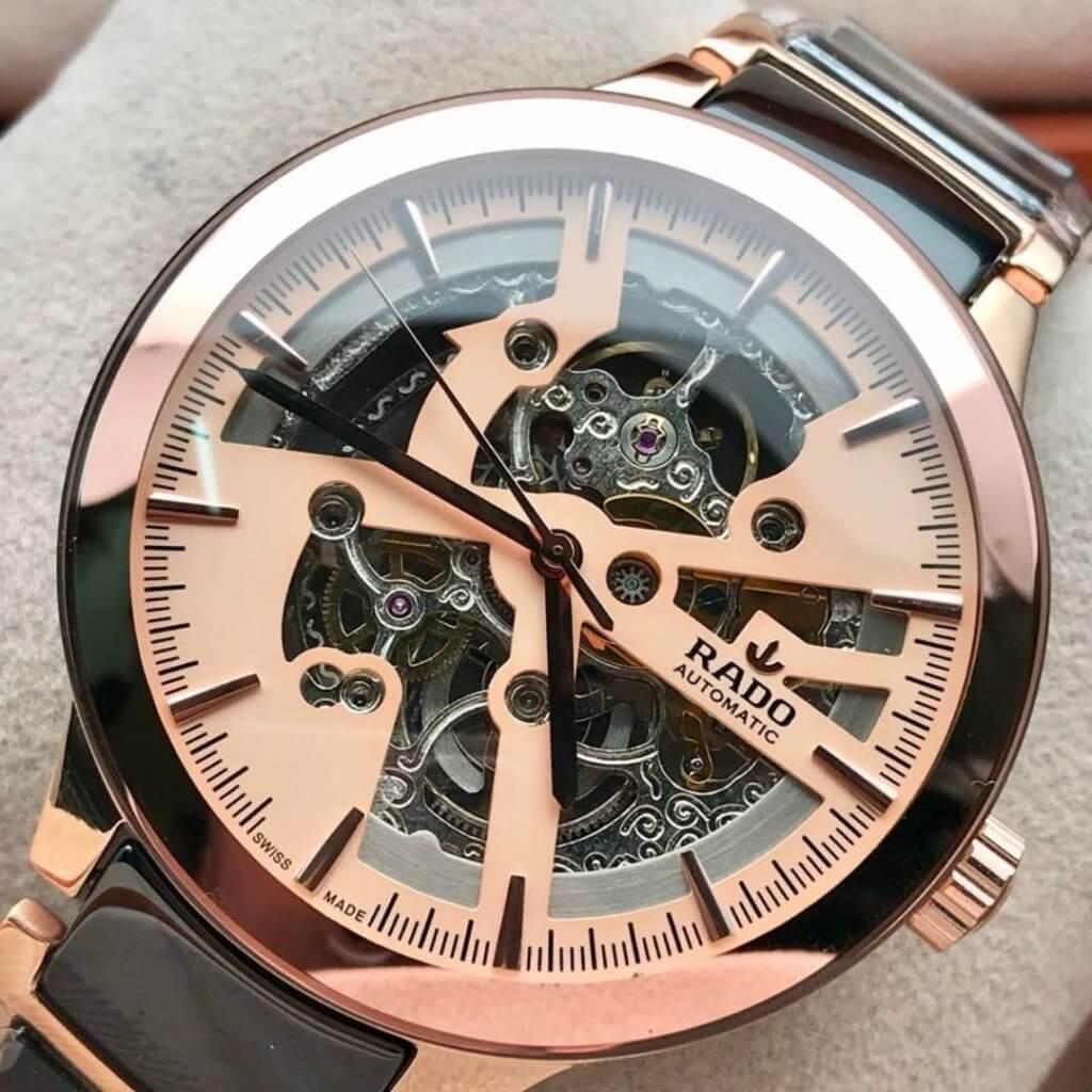 Rado Automatic Black watch movements