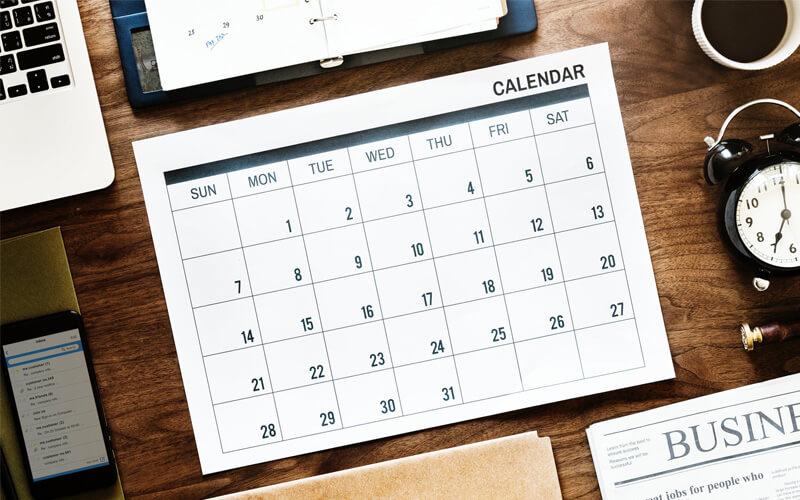 Calendar Tempus