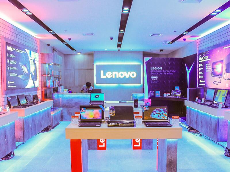 Lenovo SM Megamall