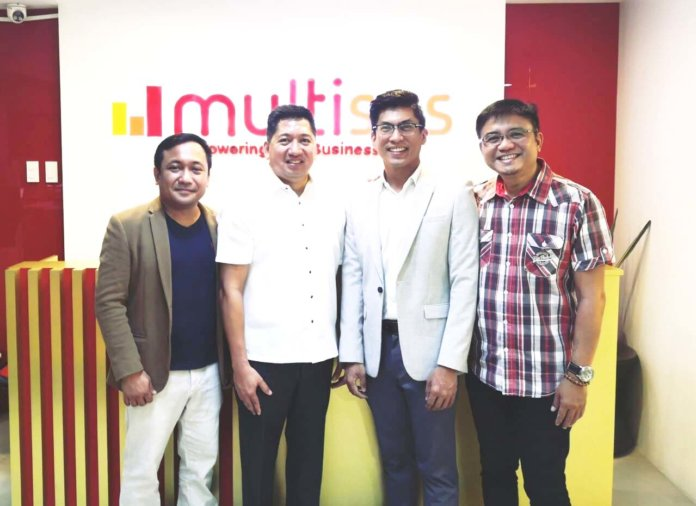 Partnerships Forged among Fintech Mavericks Multisys, EON Bank and Eplayment for Gaming Multi-platform - Gogagah