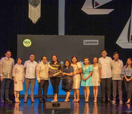 Lenovo awards technology grant to Bedan group for efforts in aiding jail detainees 2020-Gogagah
