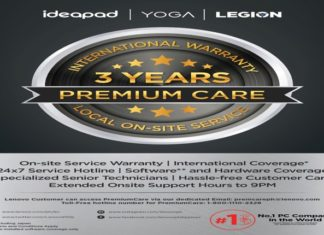 Lenovo unveils 3-Year Premium Care service to mitigate warranty issues during pandemic 2020 - Gogagah