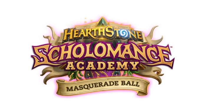 hearthstone_scholomance_academy_masquerade_ball_logo