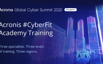Acronis Empowers Partners with Acronis #CyberFit Academy