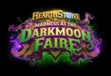 Hearthstone Madness at the Darkmoon Faire
