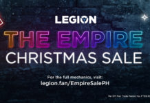 Legion The Empire Christmas Sale 2020
