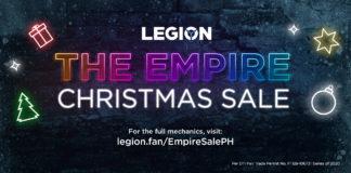 Legion The Empire Christmas Sale 2020