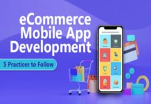 eCommerce Mobile App Development 5 Practices to Follow