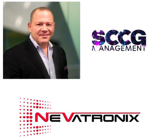 SCCG Management and Nevatronix