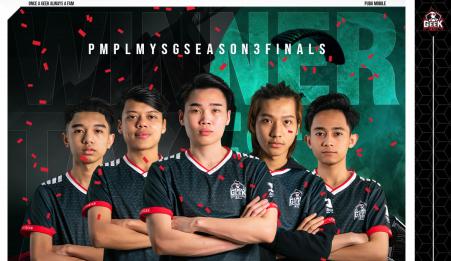 Geek Fam Malaysia and Geek Fam Indonesia Qualifies for PUBG Mobile Professional League Southeast Asia Season 3!