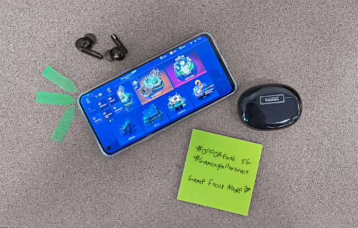 Superior Gaming Boosts from the latest #OPPOReno6 Series