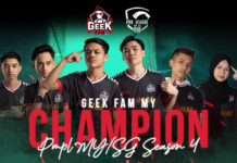 Geek Fam is the Reigning Champion of PMPL Season 4! | After an intense month-long tournament, the top teams across Malaysia and Singapore made their way to the Grand Finals of the PUBG Mobile Professional League Season 4.