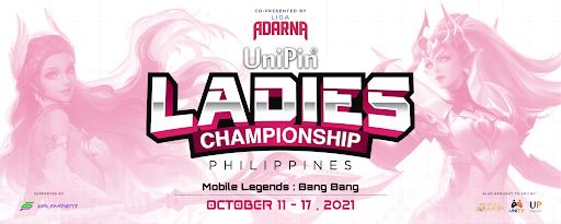 Liga Adarna supports the UniPin Ladies Championship Philippines